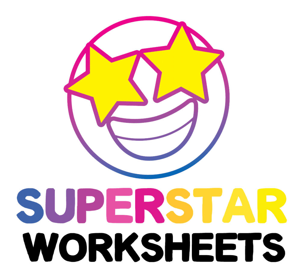 Superstar Worksheets
