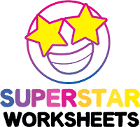 Superstar Worksheets logo