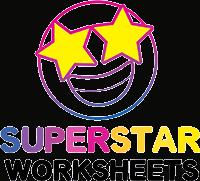 Superstar Worksheets logo